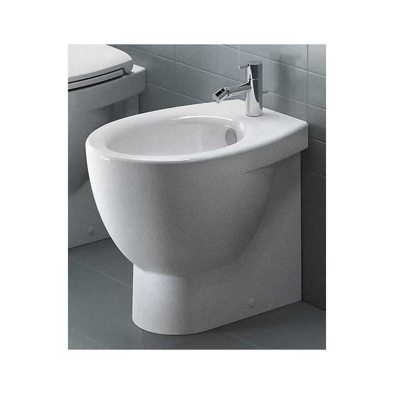 Catalano  Sanitari New Light 50 Vaso 1VPLI00 Bidet 1BILI00