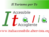 logo italiaccessibile altaqualità verde 300x250 - Proposta vacanze accessibili in Campania