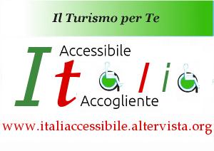 logo italiaccessibile altaqualità verde 300x250 - Proposta Vacanze accessibili nelle Marche