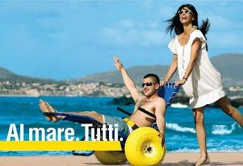 Spiagge accessibili Calabria