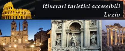 visite guidate Roma - Italiaccessibile - Proposte Itinerari turistici accessibili Lazio