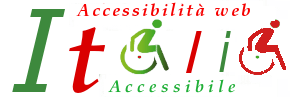 logo italiaccessibile accessibilità