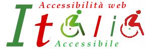 logo italiaccessibile accessibilità - Accessibilità del blog