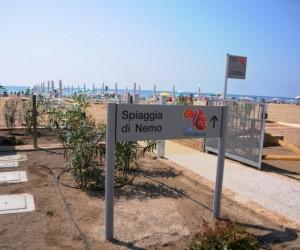 spiaggia nemo jesolo italiaccessibile 300x250 - Spiaggia di Nemo Jesolo diventa a misura di disabile