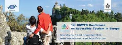 1st UNWTO Conference san marino italiaccessibile1 - 1st UNWTO Conference on Accessible Tourism in Europe San Marino, 19-20 November 2014