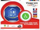"""Copertina catalogo Viaggiare Disabili 2015 alta qualità - """"PIF informa"""": incontro sul turismo accessibile a Guardia S. (Bn). Interverrà Pierpaolo Capozzi"""