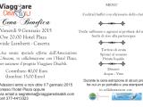 Invito Cena 9 gennaio 2015 caserta viaggiare disabili italiaccessibile - Sicilia, a Caltagirone il presepe tattile e sensoriale per vedenti ed ipovedenti