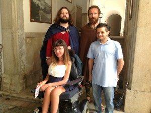PresentazioneBNLongobarda2014 300x224 300x224 - Dal 25 al 28 giugno 2015 Benevento Longobarda è anche accessibile alle persone con disabilità