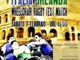 rugby carrozzina italia irlanda - Nasce Tecno, il Notiziario radiofonico su tecnologia ed accessibilita'