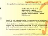 convegno 15 aprile benevento progetto beethoven - Il Rifugio la Faggeta accessibile grazie al Microcredito della Regione Basilicata