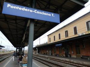 Pontedera Casciana Terme 300x225 - Stazione di Pontedera : un milione di euro per abbattere le barriere architettoniche