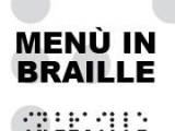 menu in braille - 16 maggio: Giornata Mondiale della Celiachia. Appuntamenti nel Lazio