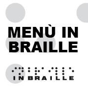 """A Barletta nasce il progetto """"Menù in braille"""""""