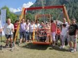 Inaugurazione del parco giochi accessibile presso agriturismo dei Basci di Torre
