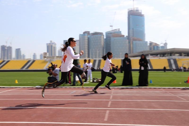 Giusy Versace in partenza per Doha ai Campionati Mondiali Paralimpici