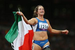 martina caironi  300x202 - Quattro medaglie per l'Italia ai Mondiali Paralimpici a Doha. Oro Caironi