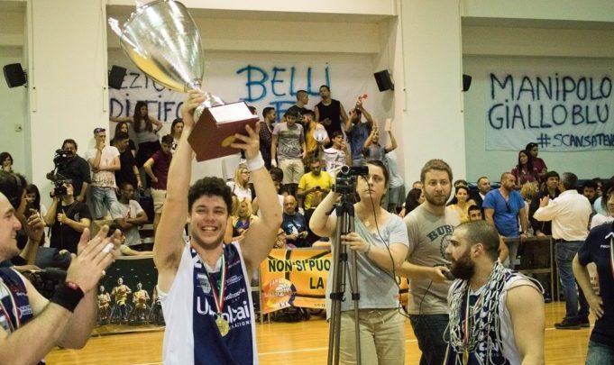 Briantea84 Cantu' campione d'Italia del Basket in carrozzina