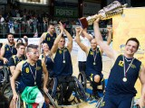 Santa Lucia basket carrozzina - Fish Campania : Happy Hand in Tour a Quarto (Na) per una cultura della disabilità