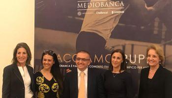 Giusy-Versace-GruppoMediobanca4DisabiliNoLimits
