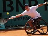 Stephane HOUDET - Tennis in carrozzina: ad Alghero