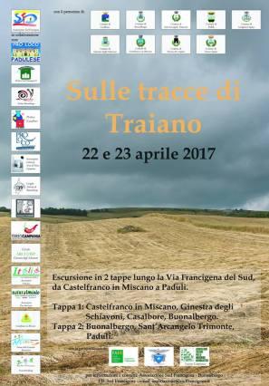 Sulle Tracce di Traiano