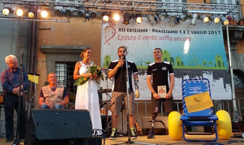 Annalisa Minetti, Maurizio Castelli, Emiliano Malagoli