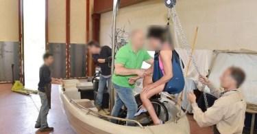 cernobbio barca sub accessibile - ELIMINAZIONE DELLE BARRIERE ARCHITETTONICHE: I PARCHEGGI