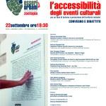 """esseri urbani - Esseri Urbani : Convegno """"L'accessibilità degli eventi culturali"""" a Locorotondo (Ba)"""