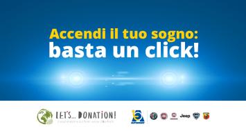 letsdonation - FCA AUTONOMY : VOTA IL PROGETTO DI ITALIACCESSIBILE CON UN CLICK