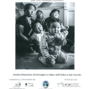 """DIRITTI ACCESSIBILI - Mostra """"DIRITTI ACCESSIBILI"""" la partecipazione delle persone con disabilità per uno sviluppo esclusivo"""