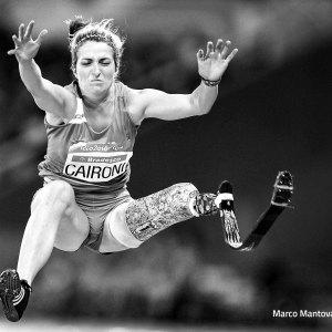 """Martina Caironi foto Mantovani - """"L'INSUPERABILE È IMPERFETTO"""" : UNA MOSTRA FOTOGRAFICA PER PROMUOVERE L'ATLETICA PARALIMPICA"""
