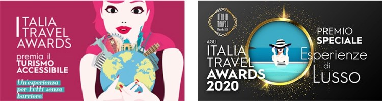 italia travel world turismo accessibile - Italia Travel Awards : premio speciale Turismo Accessibile, 3a edizione