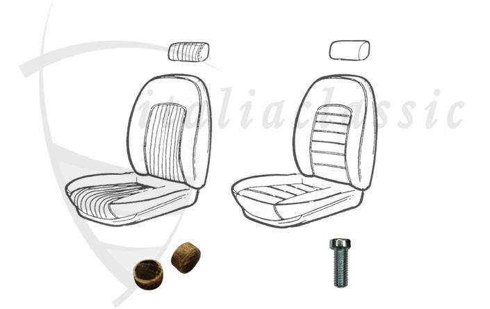 Alfa Romeo / Giulia/Berlina/Bertone/Spider