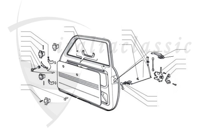 Vehicle Door Parts & Harminie Enterprises Inc. Automotive