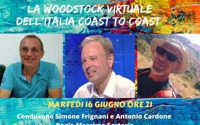 La Woodstock virtuale del C2C in diretta Facebook