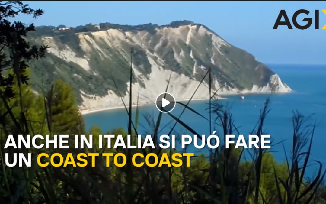 Il coast to coast da fare in Italia