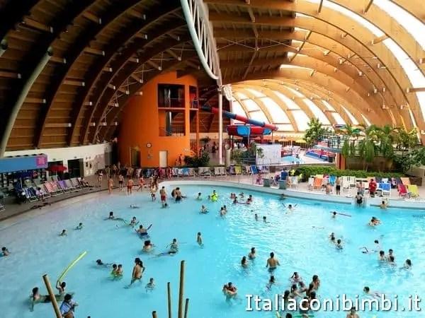 Acquaworld di Concorezzo scivoli Spa orari prezzi  Italia con i bimbi