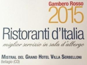 Premio al Gambero Rosso - Pierato