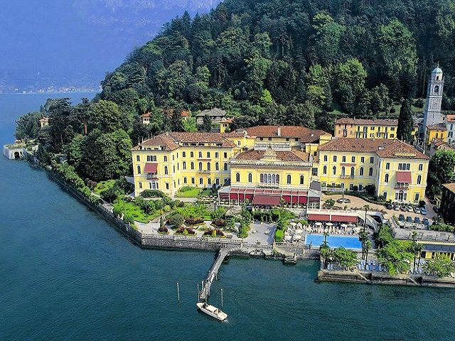 Grand hotel Villa Serbelloni - Lago di Como - Lombardia