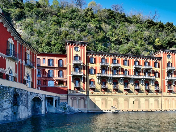 Villa d'Este - Como - Lombardy - Italy