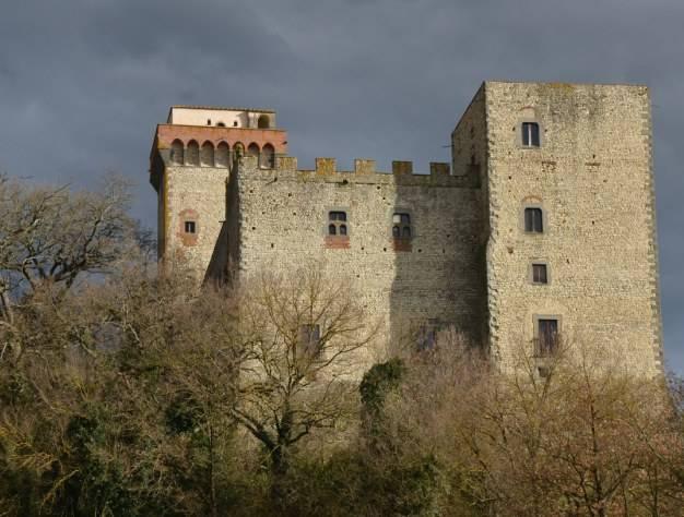 Torre Del Castellano - Tuscany - Italy
