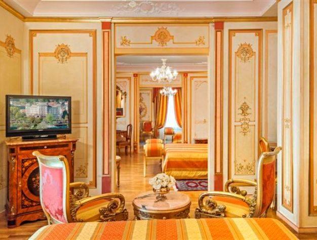 Hotel Regina Palace Stresa - Lago Maggiore