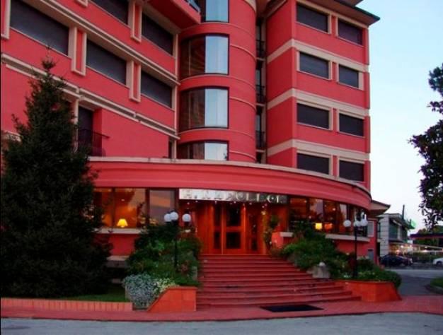 Hotel Napoleon Lucca - Tuscany