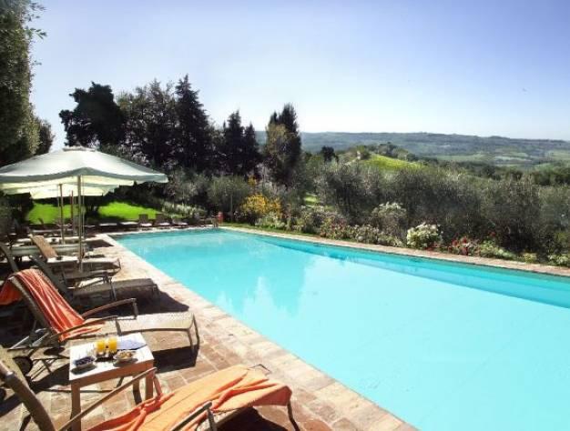 Villa Il Poggiale - Tuscany - Italy
