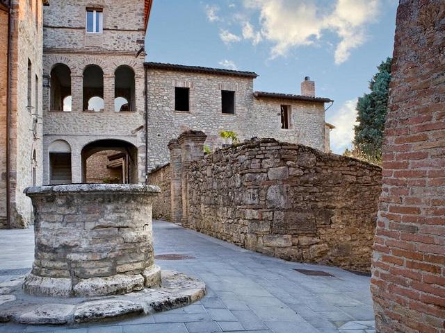 Castello di Montignano - Umbria