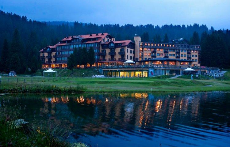Golf Hotel Campiglio - Trentino Alto Adige - Italy