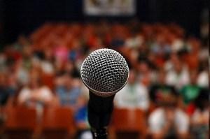 Lo Speech di apertura