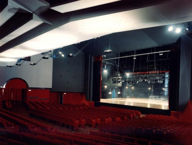 Teatro della corte Genoa - Liguria - Italy