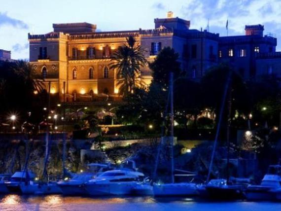 Grand Hotel Villa Igiea - Palermo - Sicily - Italy