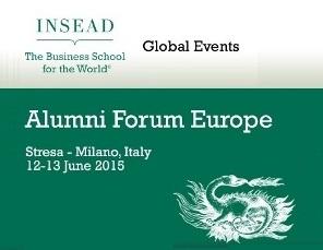 The INSEAD European Forum at Stresa